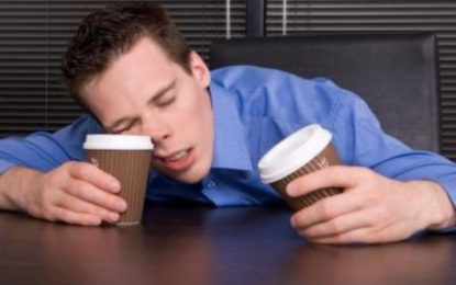 This is what sleep deprivation can do with you (Shocking it looks like schizophrenia!)
