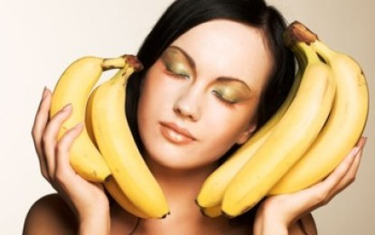 Treat Acne With Banana Peels