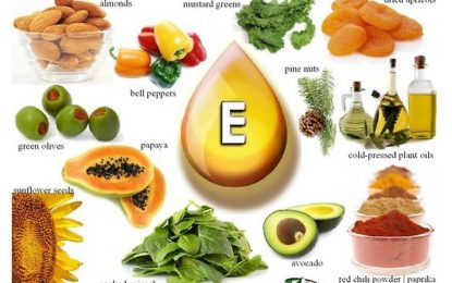 Here is why Vitamin-E helps you to stay young