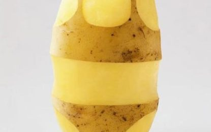 You won't believe how a Potato can remove dark circles around your eyes!