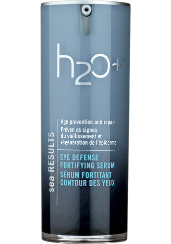 H2O Plus Sea Results Eye Defense Fortifying Serum REVIEW