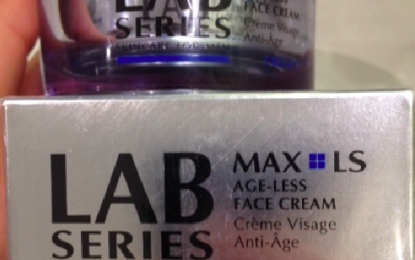 Lab Series – Age Less Face Cream REVIEW