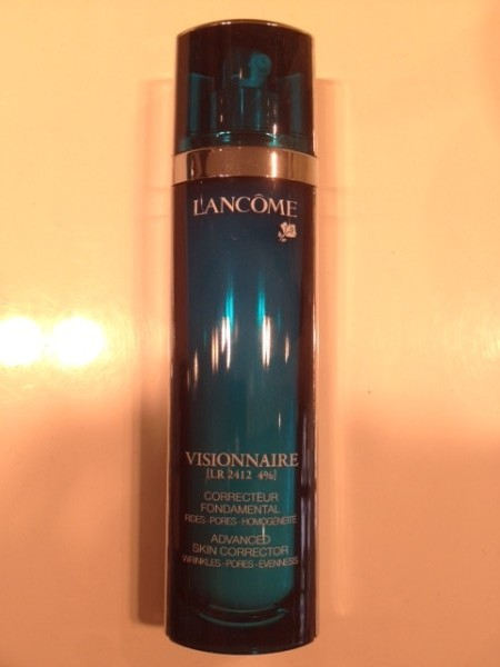 Lancôme Visionnaire LR 2412 4% Advanced Skin Corrector REVIEW