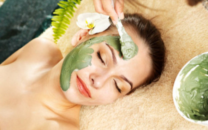 Milk-Avocado Facial Mask