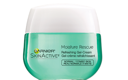 Garnier Moisture Rescue Refreshing Gel REVIEW