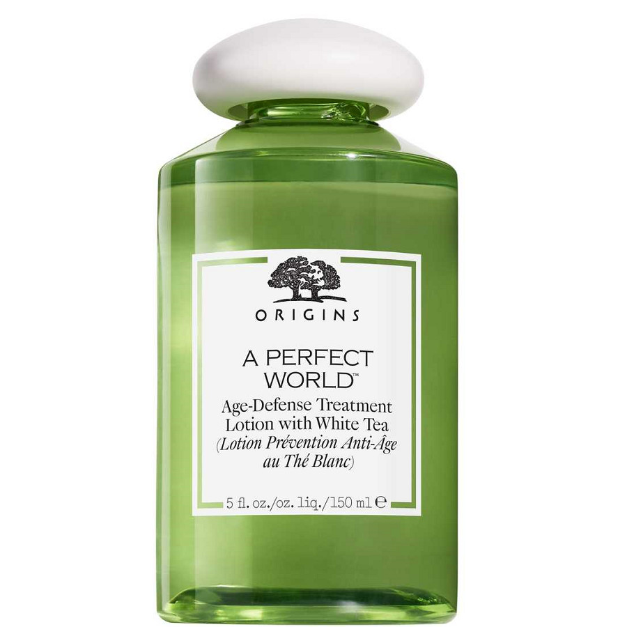 ORIGINS A Perfect World age-defense skin guardian with white tea – REVIEW