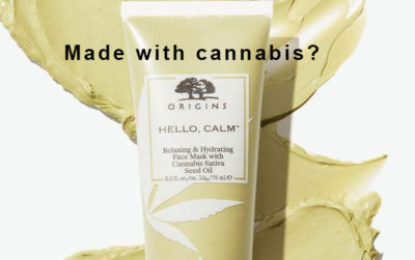 ORIGINS Launches New Cannabis Mask – HELLO CALM