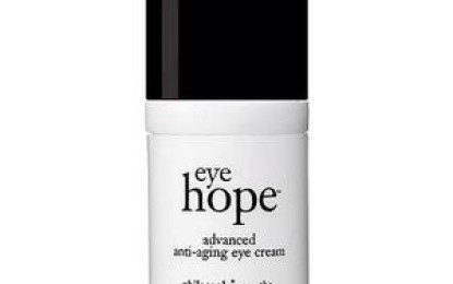 Philosophy – Eye Hope Advanced Anti-Aging Eye Cream REVIEW