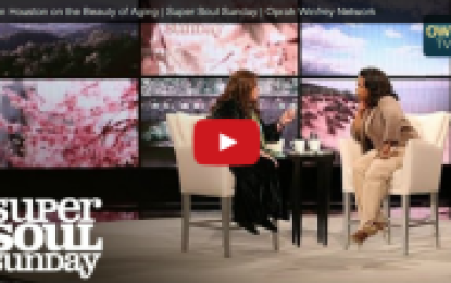 Oprah and Aging VIDEO