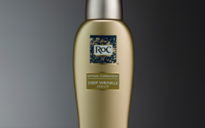 RoC Retinol Correction Deep Wrinkle Serum REVIEW
