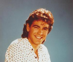 George Clooney 1986