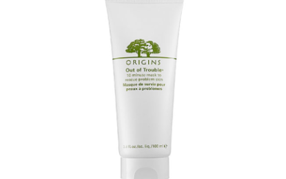 Origins Out of Trouble Mask Review