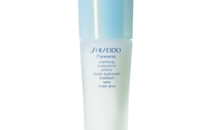 Shiseido – Pureness Matifying Moisturizer Oil Free REVIEW