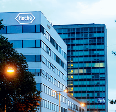 Roche buys Flatiron Health for $1.9 billion