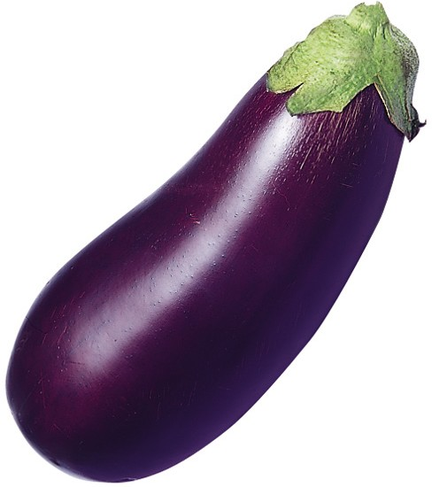 Eat Eggplants against Dry Skin