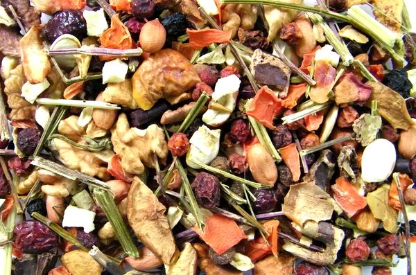 Salads boring? Try the Dried Fruits Salad!