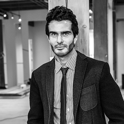Removed Deciem CEO – Brandon Truaxe – the new Creative Director of MUDMASKY?