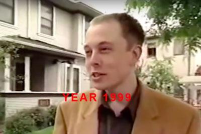Did Elon Musk had a FaceLift?
