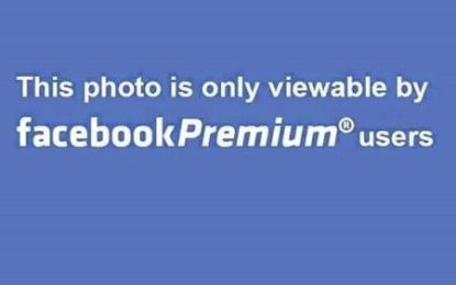 OMG – Paying for FaceBook – FaceBook Premium Plus without ads