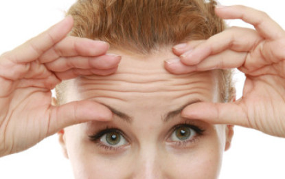 Forehead Wrinkle Exercises