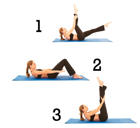 These Pilates Exercises you can do at Home!