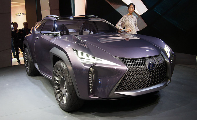 Lexus creates a new anti-aging car for 2019