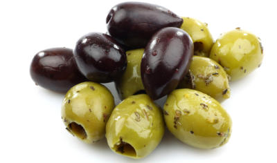 Olives Skin Benefits