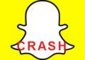 Snapchat crashes, millennials delete app
