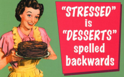 How Sugar, Bread and Stress destroys your skin VIDEO