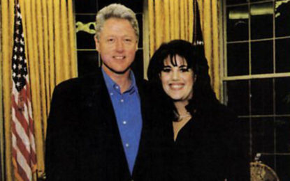 Monica Lewinsky interview about #metoo