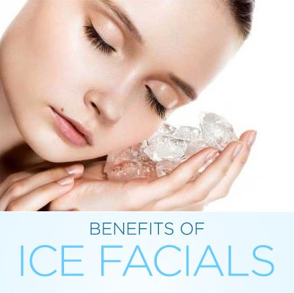 Ice Face therapy