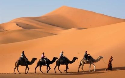 Rejuvenate Your Skin with 4 Arabian Secrets