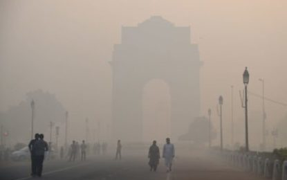 Top 10 Most polluted cities in the world – 2018