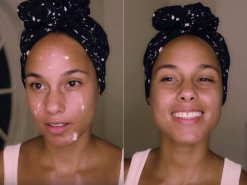 Another celebrity launching own skincare line – This time it's Alicia Keys.