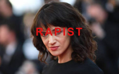 SHOCKING: #metoo activist Asia Argento raped 17 year old boy Jimmy Bennet