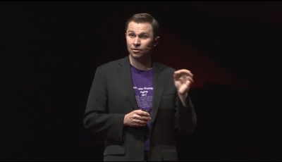 David Sinclair at TEDx about a cure for Aging