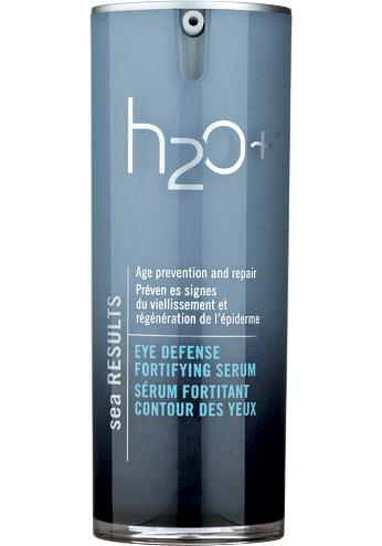 H2O Plus Sea Results Eye Defense Fortifying Serum REVIEW