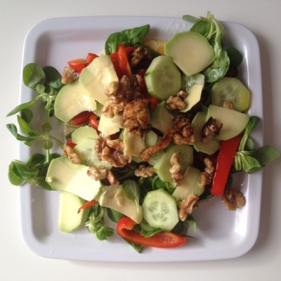 Delicious and Healthy Anti-Aging Salad