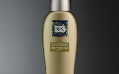 RoC Retinol Correction Deep Wrinkle Serum REVIEW