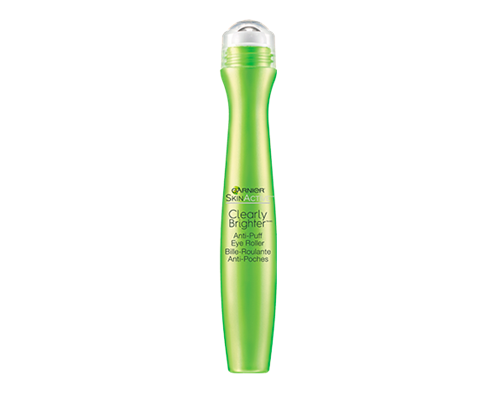 Garnier Skinactive Clearly Brighter Anti-Puff Eye Roller REVIEW