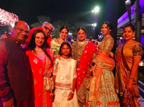 A tearful farewell for legendary Bollywood actress Sridevi