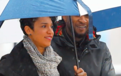 Usher confirms he has split from wife