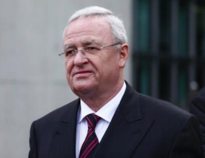 GAME OVER for Ex-Volkswagen CEO Winterkorn