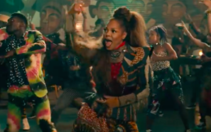 52 year old Janet Jackson makes comeback with Daddy Yankee – Made For Now