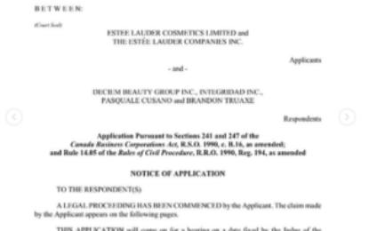 EXCLUSIVE – Esteé Lauder is Firing + Suing Deciem CEO – Brandon Truaxe