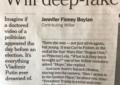 """Deciem Founder – Brandon Truaxe is describing the Estee Lauder family as """"tumours"""""""
