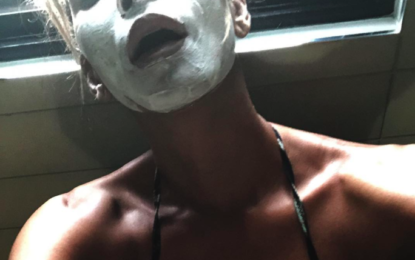 Halle Berry just shared her favorite Face Mask on Instagram