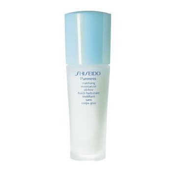 Shiseido – Pureness Matifying Moisturizer Oil Free REVIEW