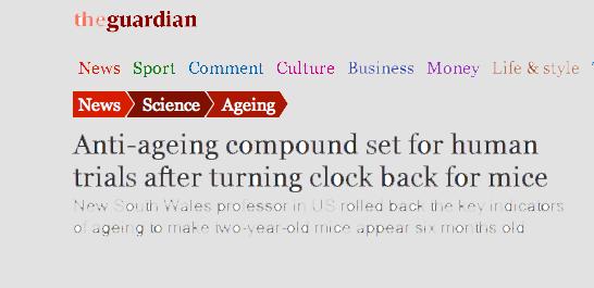 Anti-Aging or Anti-Ageing?
