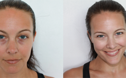 This HOME-MADE Natural Concealer cures Under-Eye Circles!